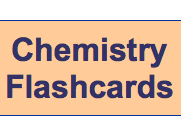Chemistry Flashcards